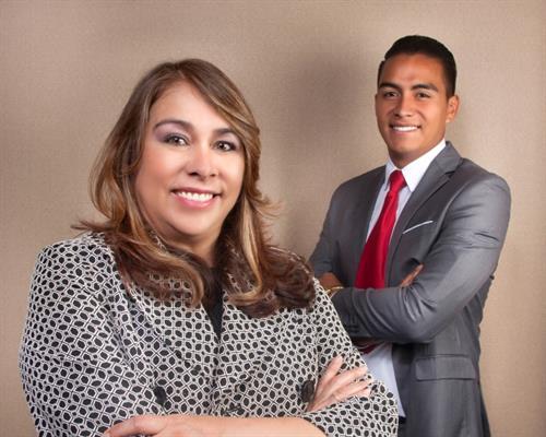 Susana and Carlos Antimo
