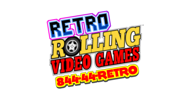 Retro Rolling Video Games