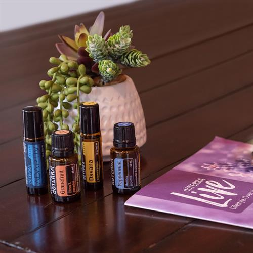 I have Essential Oils for Everything - Just Ask!
