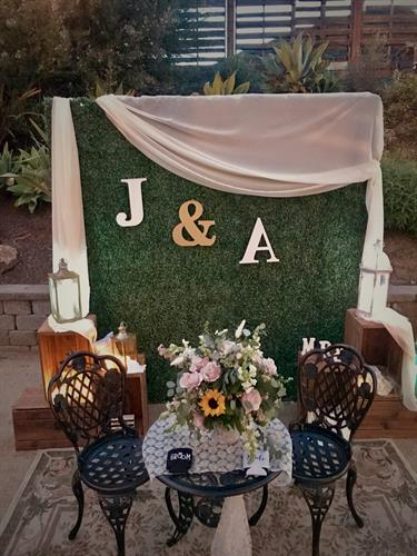 RENTAL BACKDROPS FOR ANY OCCASION