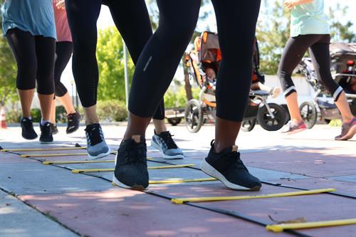 Strides 360 - cardio based fitness
