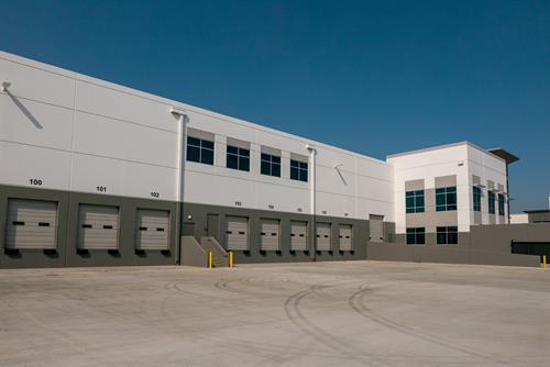 Logistics Plus Chino Docks
