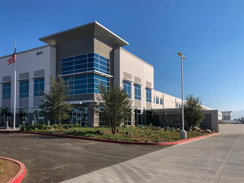 Logistics Plus Chino Building Front