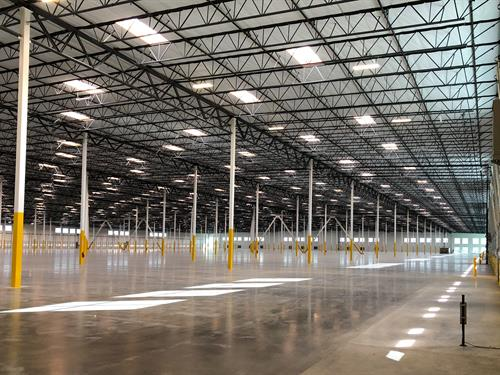 Logistics Plus Chino Inside