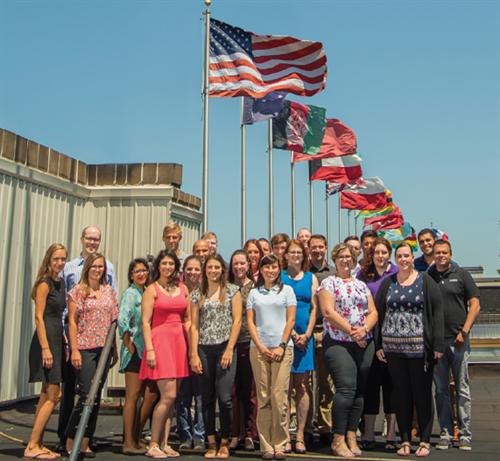 Logistics Plus International Team Members