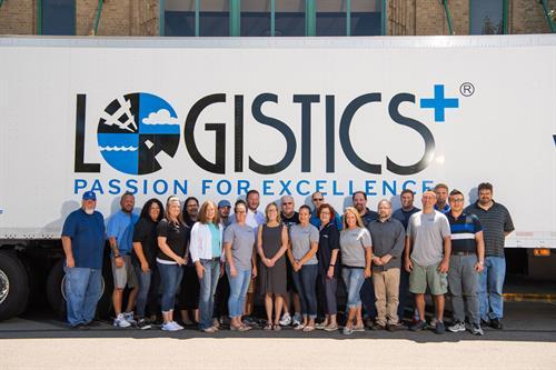 Logistics Plus Domestic Team Members