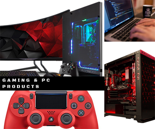 Gaming Consoles and Custom PCs