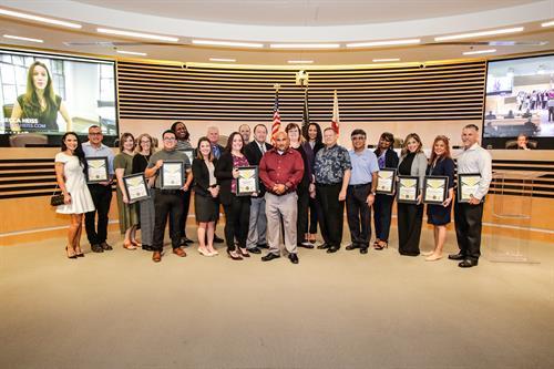 Corona Chamber New Business Award