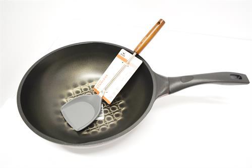 Premium Quality Nonstick Wok from Korean