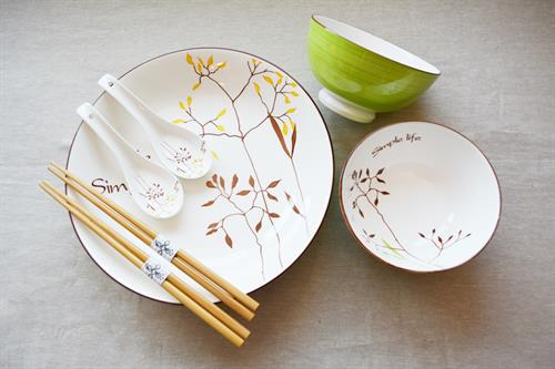 Every Day Dinner Plate and Bowls