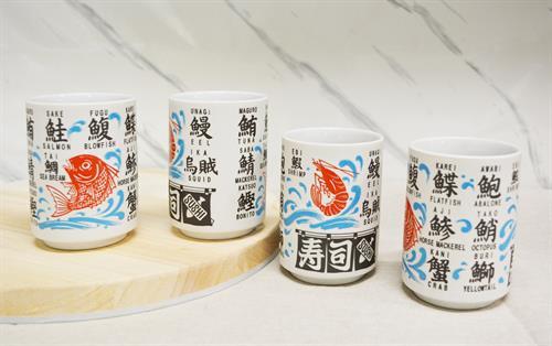 Japanese Cups & Mugs