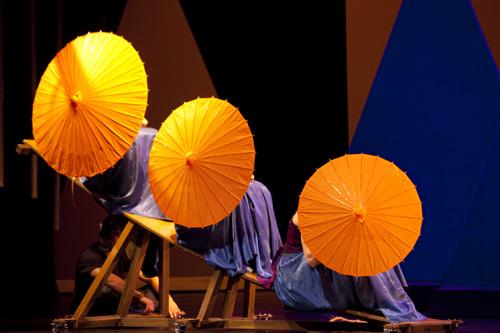 The Love of Three Oranges