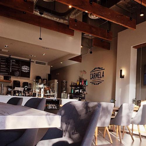Coffee shop in Parkland