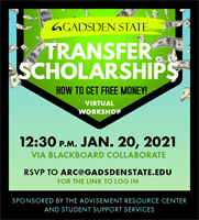 Gadsden State hosts virtual student success workshop