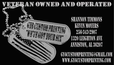 GY6 Custom Printing LLC