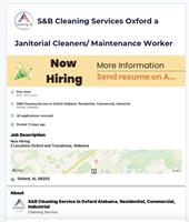 S&B Cleaning Services