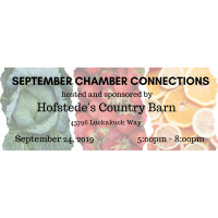 September Chamber Connections