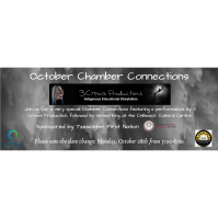 October Chamber Connections - Tzeachten First Nation & 3 Crows Productions