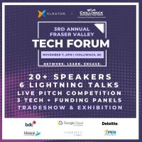 3rd Annual Fraser Valley Tech Forum