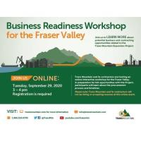 Business Readiness Workshop for Trans Mountain Expansion Project