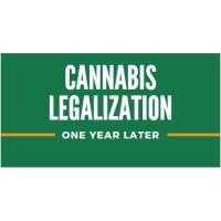 Non-medical Cannabis Legalization: One Year Later