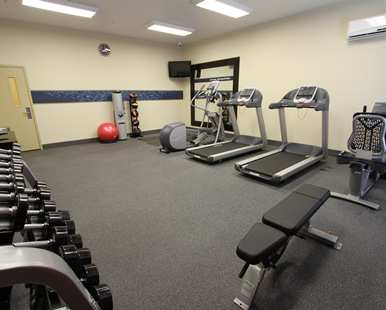 24 Hour Jump Start Fitness Center By Precor!
