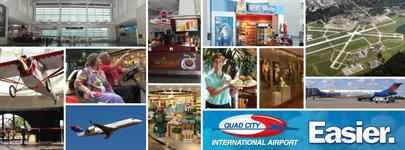 Quad City International Airport Transportation Travel