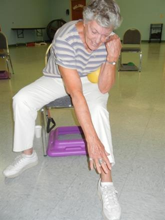 Senior_Friendly Fitness Classes