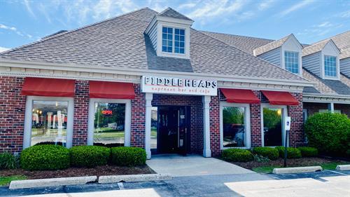 FIddleheads Coffee Cafe