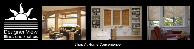 Designer View Blinds and Shutters