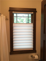 Hunter Douglas Solera with Top Down and Bottom Up