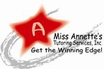 Miss Annette's Tutoring Services, Inc.