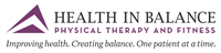 Health in Balance Physical Therapy - Mequon