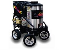 Mobile Hot water Pressure Washer