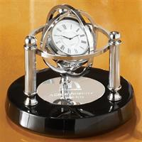 CLK27 Gyroscope Clock