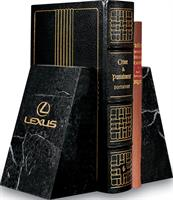 DA30 Omni Marble Bookends