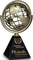 MB05 Spirit Spinning Globe Award