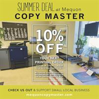 Copy Master - Mequon