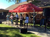 Annual Gracefest community event.  Free.  Live music, food, games.