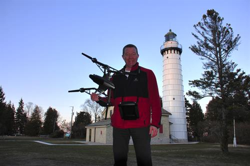 droning at Cana Island (Client, The Landmark Resort)