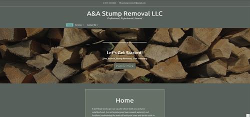 A&A Stump Removal LLC