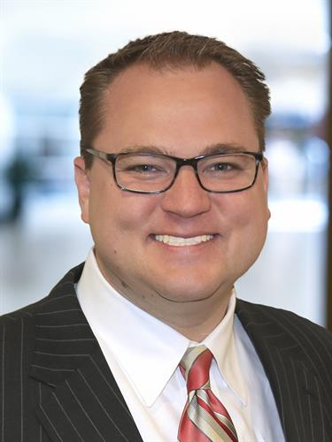 Greg Sommersberger, QPFC®, Managing Director, Senior Investment Consultant
