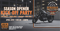 SMHD Season Opener Kick-Off Party