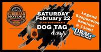 Club Suburban Dog Tag Day & Legend Suspension Seminar