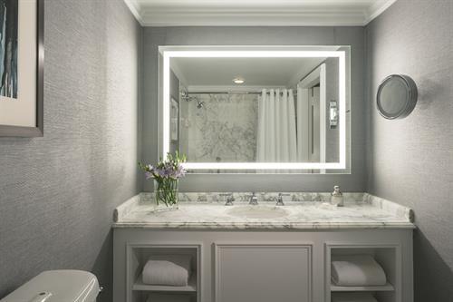 Marina Terrace Bathroom
