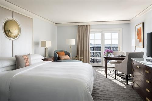 Marina Terrace Guest Room