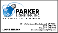 Parker Lighting, Inc.