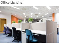 We can supply a wide range of office space lighting