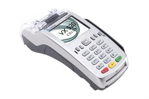 FREE VX520 EMV Future Proof Terminal