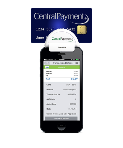 FREE card reader for Mobile payments anywhere